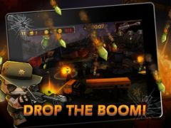 free iPhone app Call of Mini: Sniper