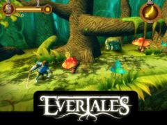 free iPhone app Evertales