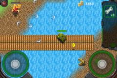 free iPhone app Super Iron Tank