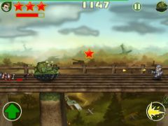 free iPhone app Victory March HD