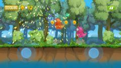 free iPhone app Dragons Jump
