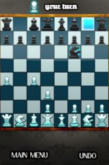 free iPhone app Chess Knight
