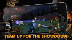 free iPhone app Call of Mini: Zombies