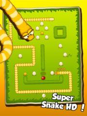 free iPhone app Super Snake HD
