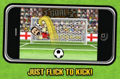 free iPhone app Spotflick Football