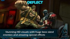 free iPhone app Avengers Initiative