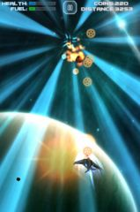 free iPhone app Rush Galaxy