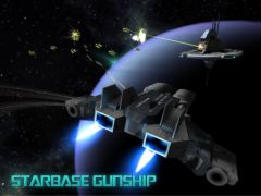 free iPhone app Starbase Gunship