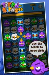 free iPhone app Tired Birds