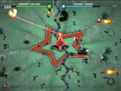 free iPhone app Tower Siege HD