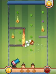 free iPhone app Hamster Cannon