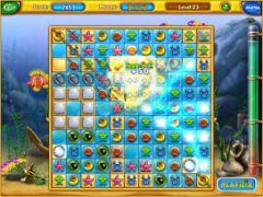 free iPhone app Fishdom HD (Premium)