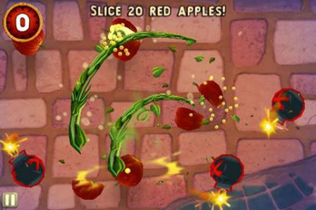 Les jeux fruits ninjas ipad et iphone t l charger - Ninja gratuit ...
