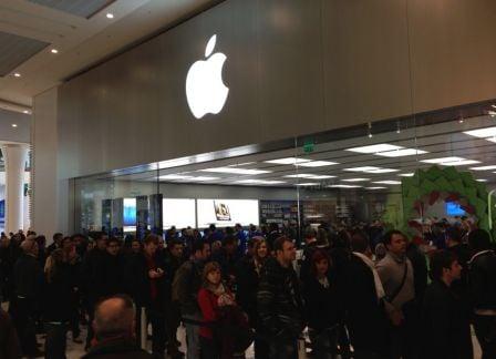 apple store nantes