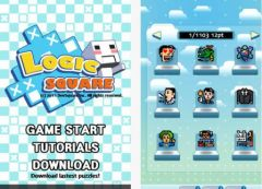 free iPhone app Logic Square