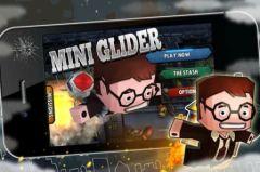 free iPhone app Mini Glider