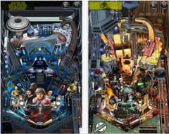 free iPhone app Star Wars Pinball