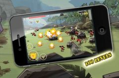 free iPhone app Coastal Super-Combat