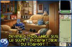 free iPhone app Bigfoot: Hidden Giant (Full)