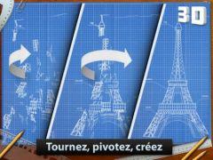 free iPhone app Blueprint 3D HD