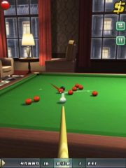 free iPhone app Snooker Club