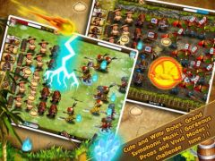 free iPhone app Castle Attack1