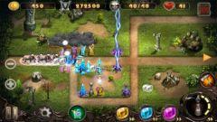 free iPhone app Epic Defense TD 2