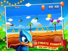 free iPhone app Bird Mania