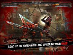 free iPhone app Rage Warriors