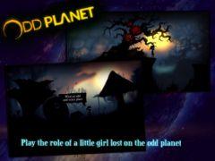 free iPhone app OddPlanet