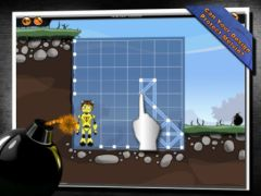 free iPhone app Dummy Defense