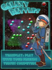 free iPhone app Galaxy Battles HD