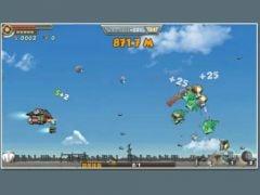 free iPhone app Flight Fight - Evolution