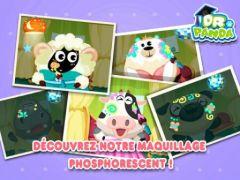 free iPhone app Dr. Panda Salon de Beauté