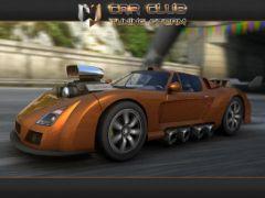 free iPhone app Car Club:Tuning Storm