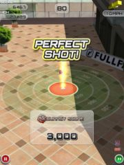 free iPhone app Flick Golf Extreme! HD