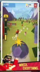 free iPhone app Giant Boulder of Death