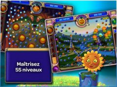 free iPhone app Peggle HD