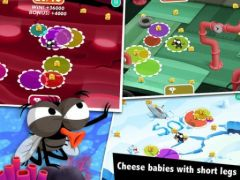 free iPhone app Fly and Cheese HD