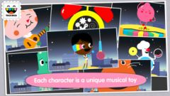 free iPhone app Toca Band