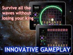 free iPhone app Knight Defense HD