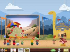 free iPhone app Dinorama
