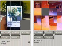 free iPhone app LiveSlide