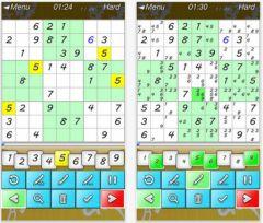 free iPhone app :-) SUDOKU