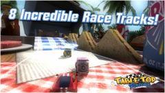 free iPhone app Table Top Racing