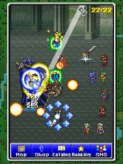 free iPhone app FINAL FANTASY ALL THE BRAVEST