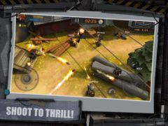 free iPhone app WarCom: Shootout