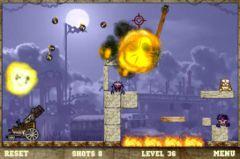 free iPhone app PHYSICS GAMEBOX