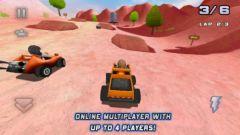 free iPhone app Boucy Racer