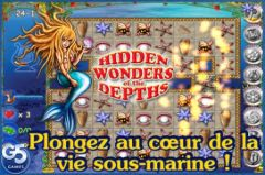 free iPhone app Hidden Wonders of the Depths